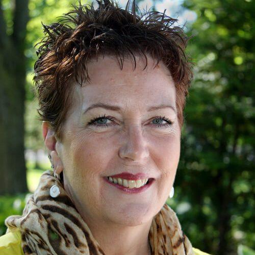 Sylvia Van Belle Portrait
