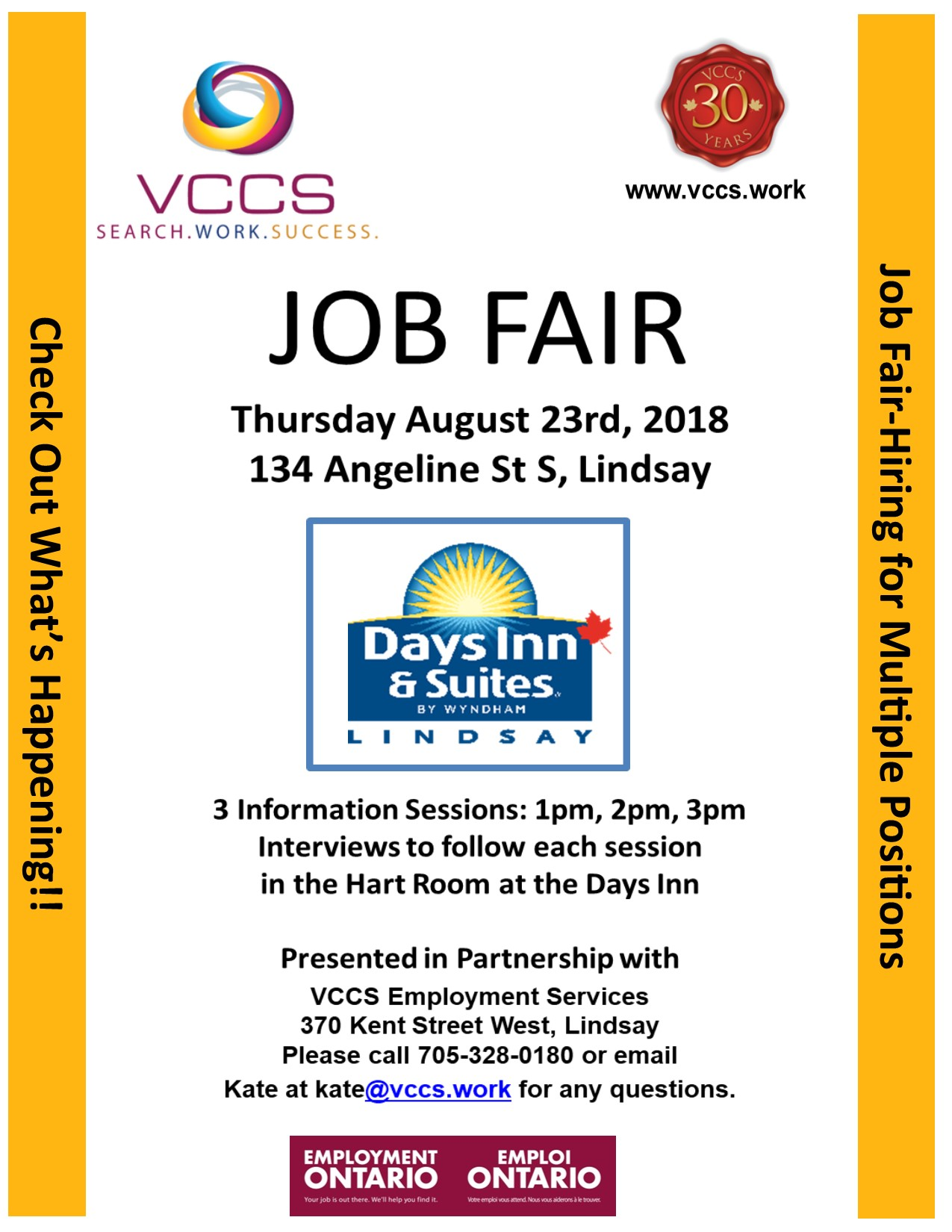 what is job fair